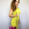 Šaty Lindsay žluté kari 01