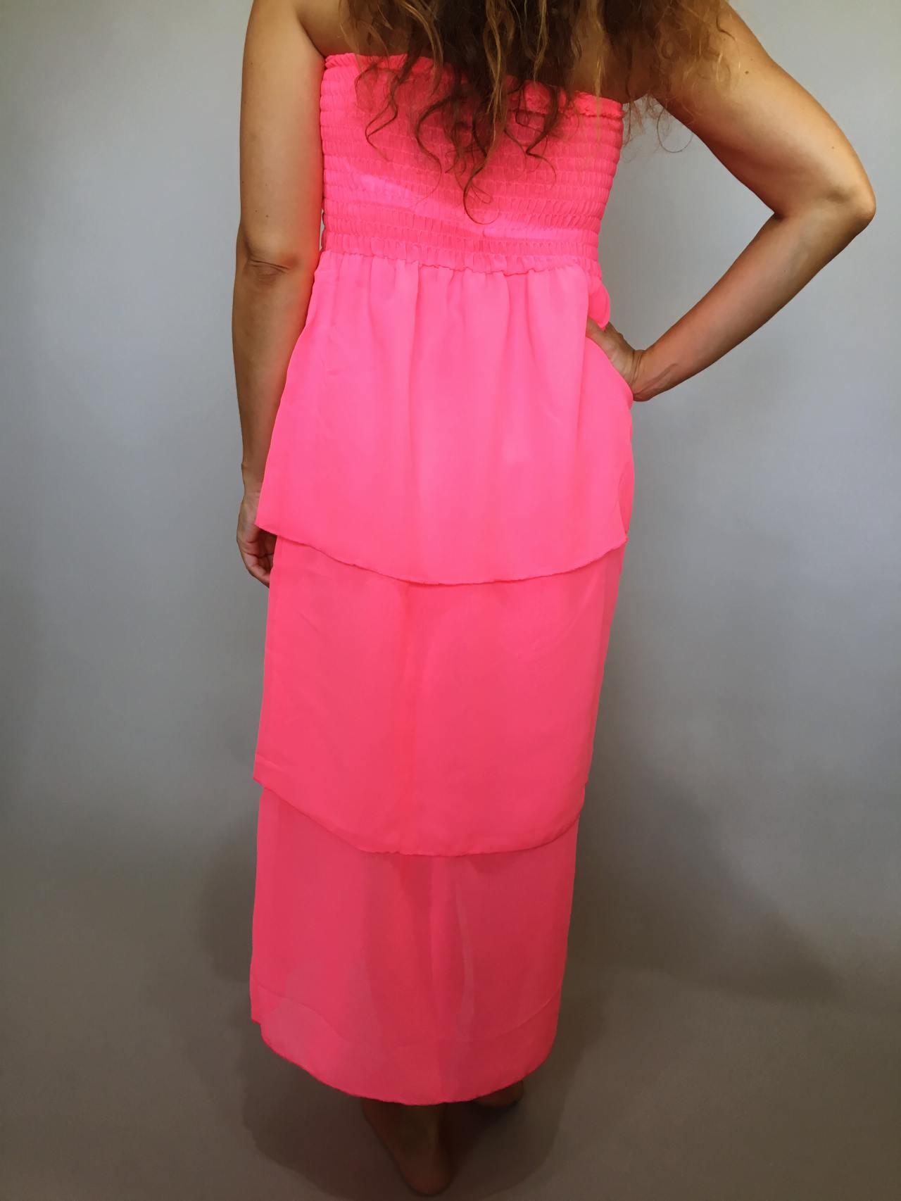 Šaty Summer Day růžové 04