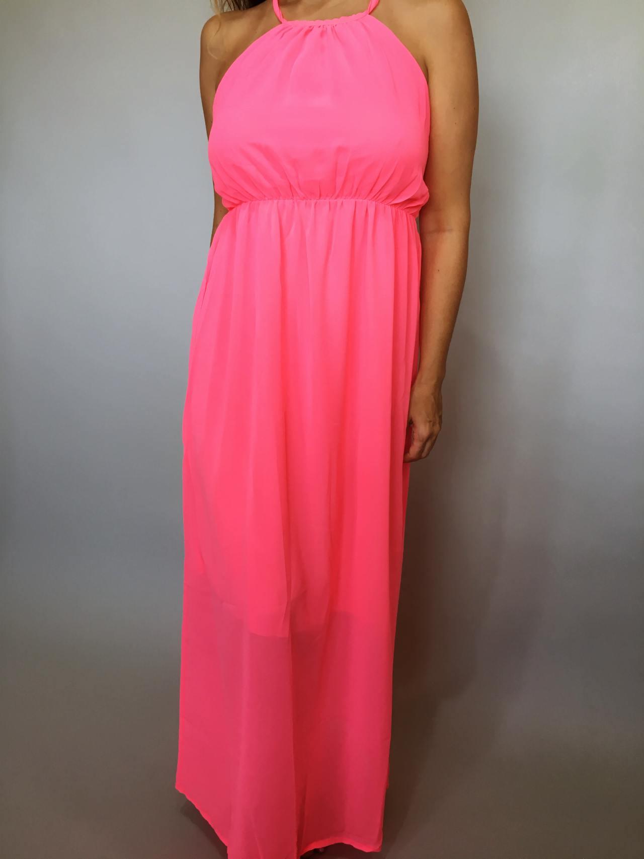 Šaty Sunny Day růžové 02