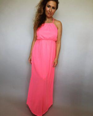 Šaty Sunny Day růžové 05