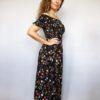 Šaty Tillie černé 05
