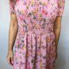 Šaty Tillie růžové 04