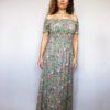 Šaty Tillie zelené 02