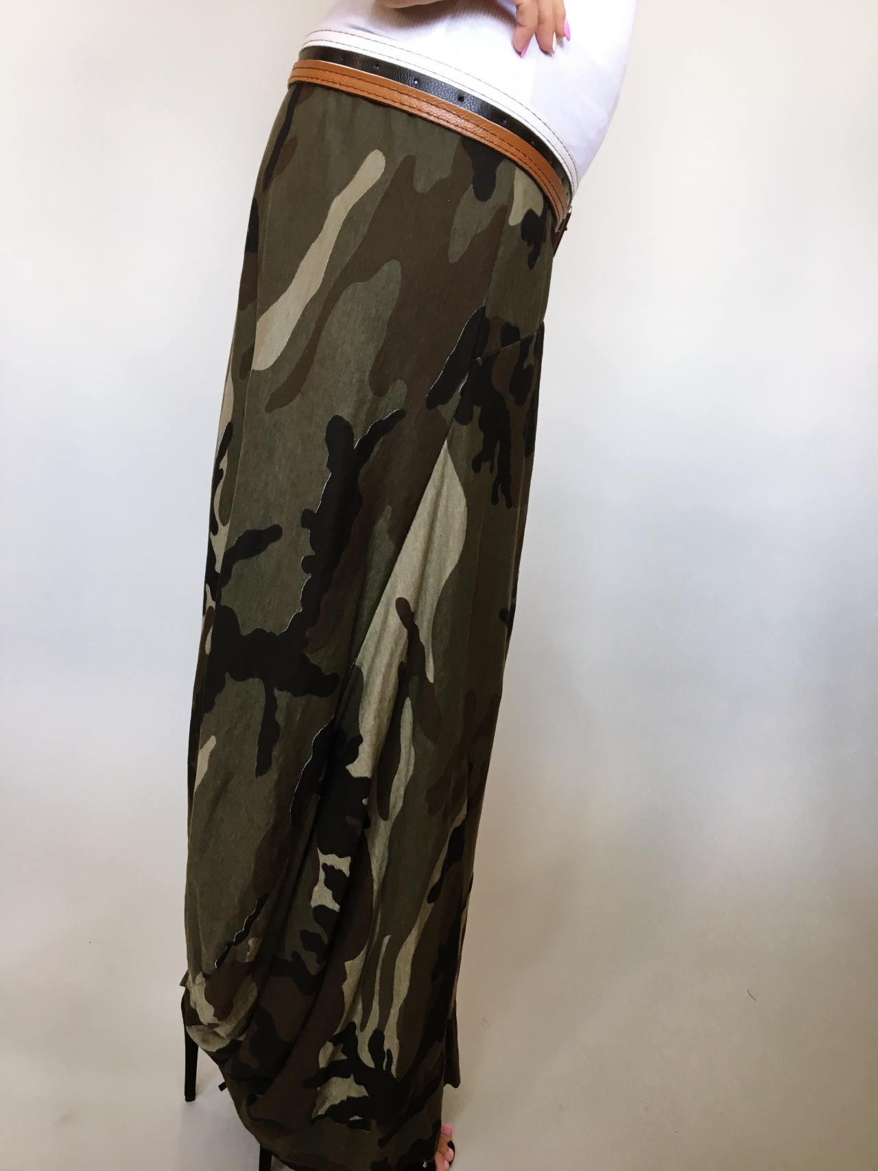 Sukně Army 03