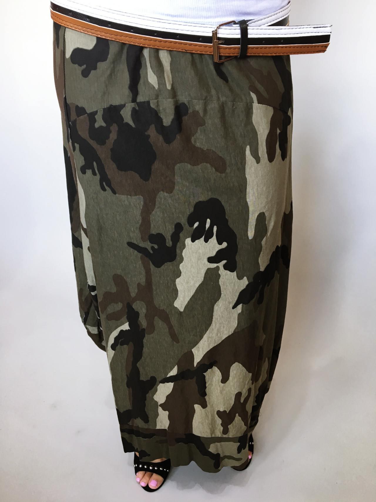 Sukně Army 04