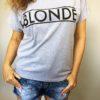 Triko Blonde šedé 03