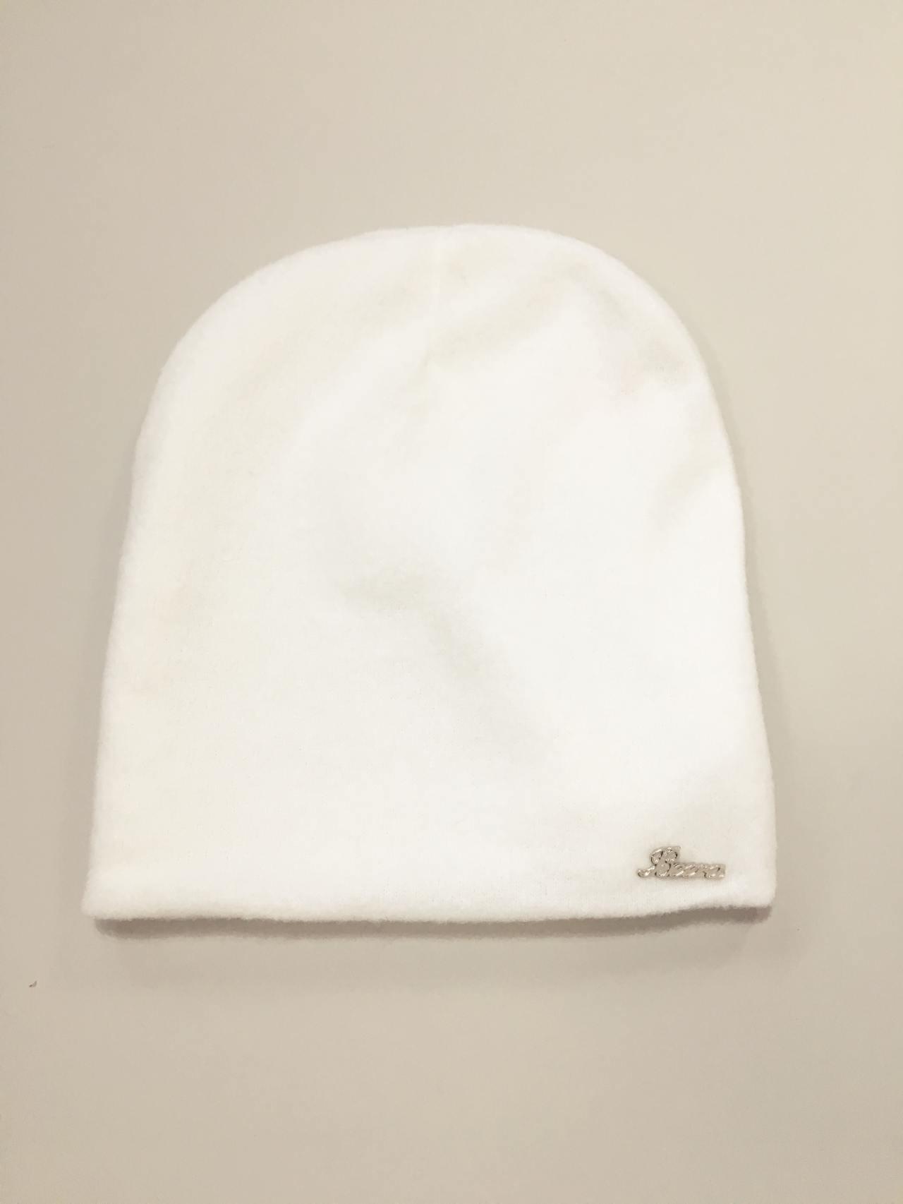 Čepice uni bílá 03