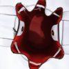 Kožená kabelka Lia béžová 03
