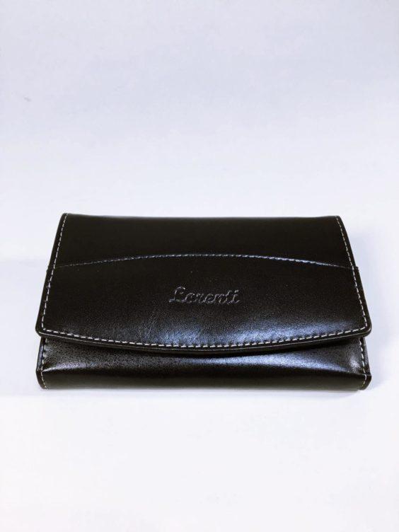 Kožená peněženka Lorenti N černá 01