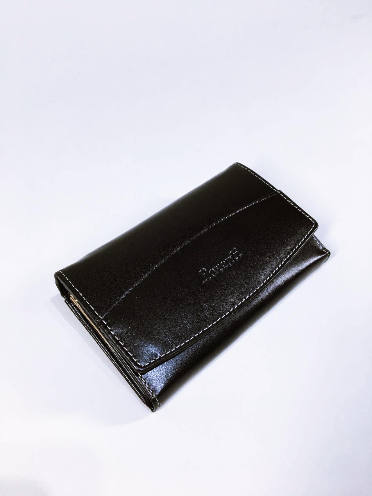 Kožená peněženka Lorenti N černá 02