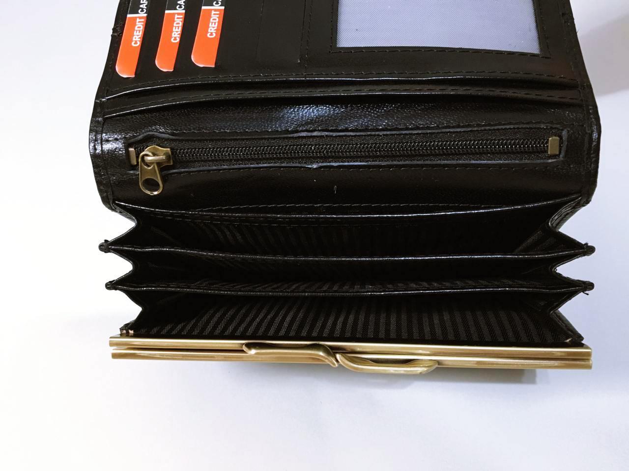 Kožená peněženka Lorenti N černá 04
