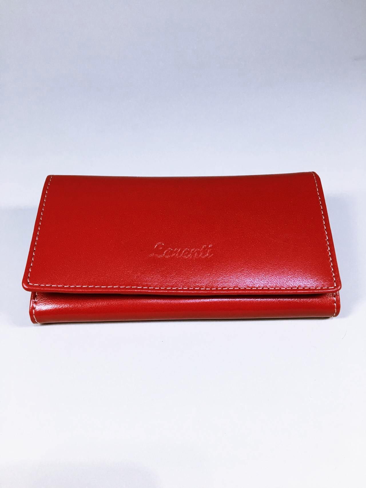 Kožená peněženka Lorenti N červená 01