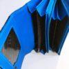 Kožená peněženka Lorenti Silver Blue 05