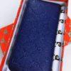Kožená peněženka Pierre Cardin tmavě modrá 05